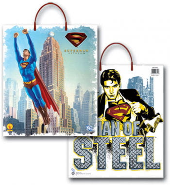 Supermann Tasche Trick or Treat