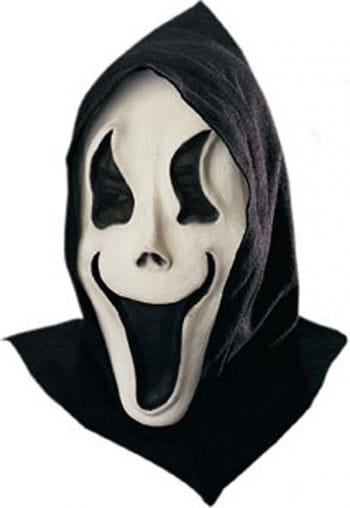 Surprised Ghost Mask