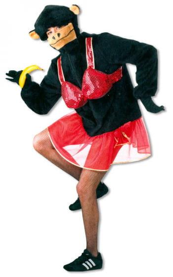 Affentänzerin Kostüm