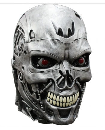 Terminator Endoskull Deluxe Maske