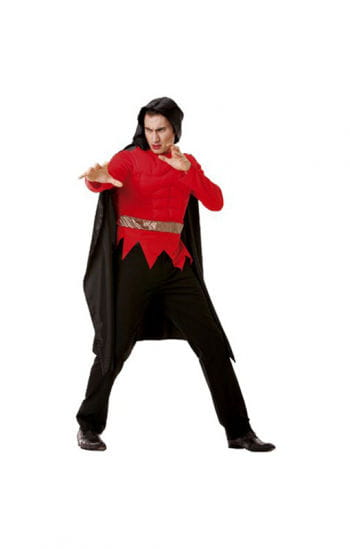 Lord Lucifer Muscle Chest Costume