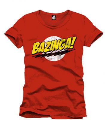 The Big Bang Theory T-Shirt Bazinga