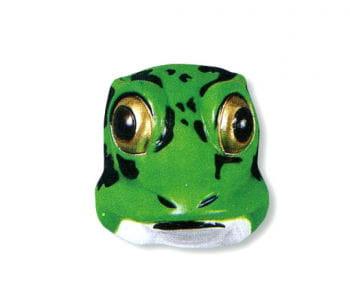 Tier Maske Frosch