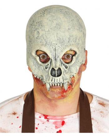 Skull mask for Halloween