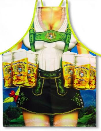 Bavarian Apron Female