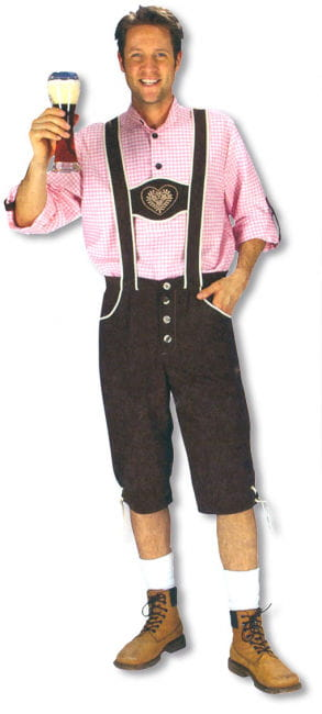 Bavarian Costume Anton