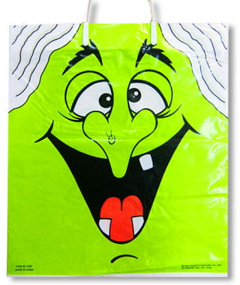 Trick or Treat Bag Witch