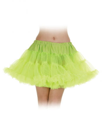 Tutu Rock neon grün