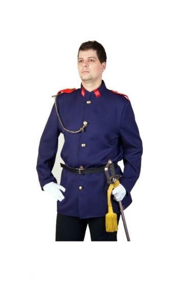 Uniform Jacke mit Gürtel