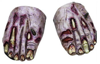 Undead Zombie Feet