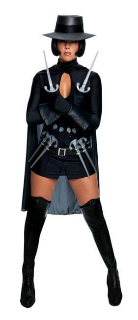 V for Vendetta Ladies Costume