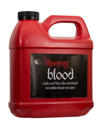 Vampire blood canister 1.89 L