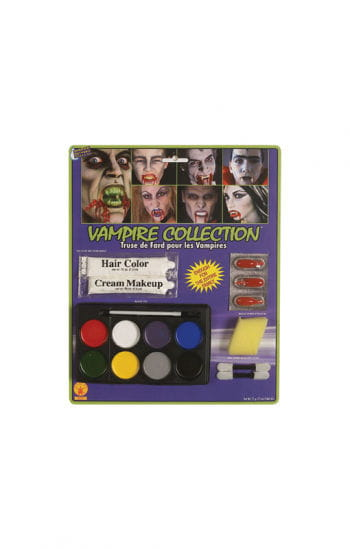 Vampire Make Up Set Collection