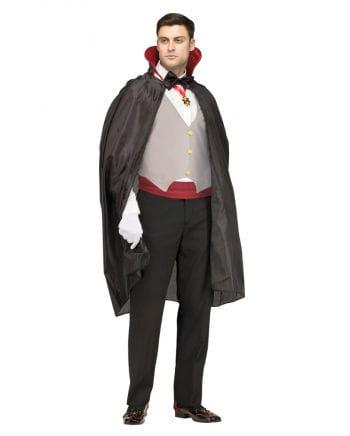 Dracula vampire costume