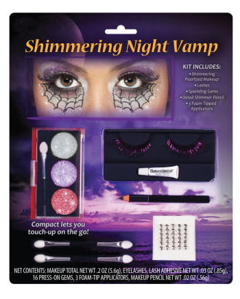 Vampirbraut Make-up Set