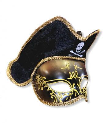 Venezia pirate mask gold