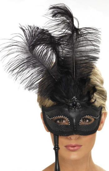 Venezianische Stab Augenmaske
