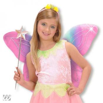 Waldfeen Flügel für Kinder zweifarbig