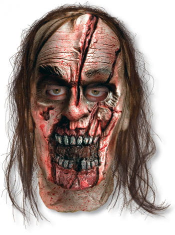 Walking Dead Zombie Maske Split Head