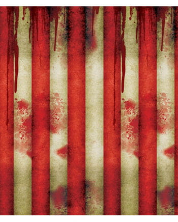 Wall film bloodbath in the circus