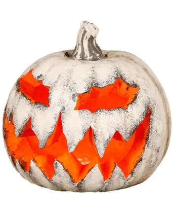 Leuchtender Halloween Deko Kürbis