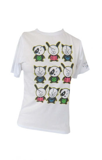 Scary Animal White S / M