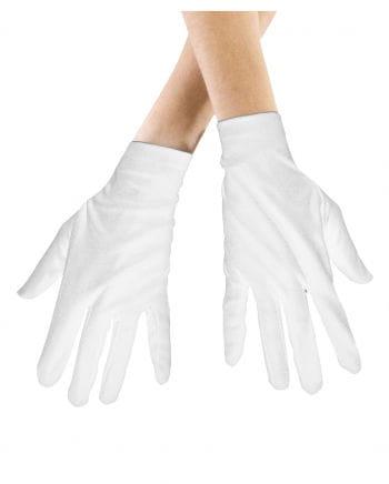 Handschuhe weiß für Kinder