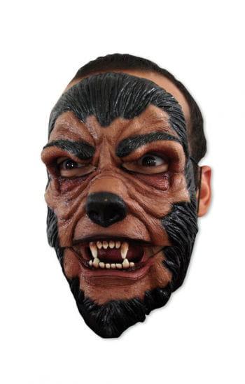 Werwolfsmann Maske