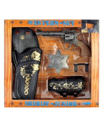 Western Set Sheriff
