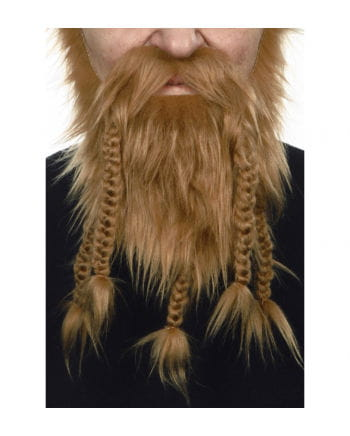 Viking Combi light brown beard