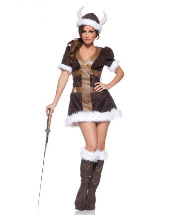 Viking Princess Premium Costume M