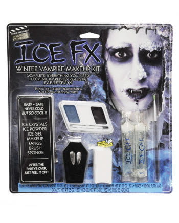 Winter vampire / Ice FX Make Up