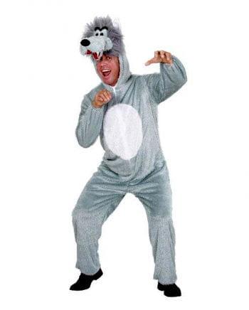 Wolf Plush Costume