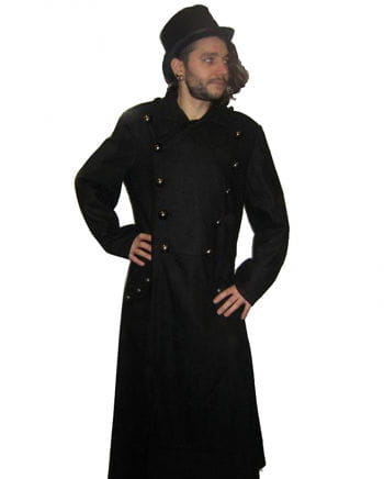 Wollmantel Uniformstil Gr.M