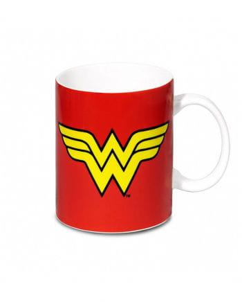 Wonder Woman Tasse rot