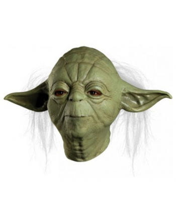 Yoda Maske aus Latex