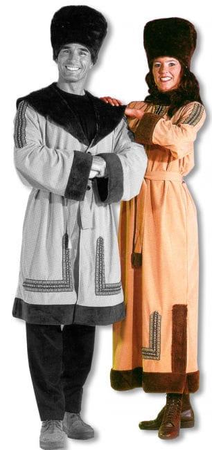 Cossack women Kostm