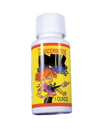 Magic ink Novelty Item