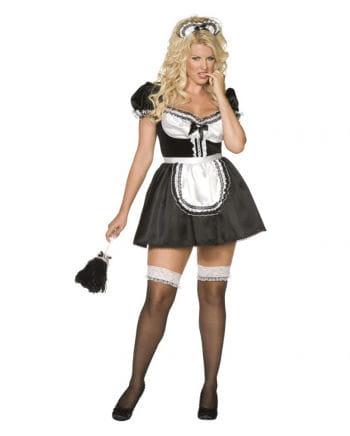 Maid Ladies Costume XL