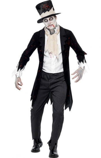 Zombie Bräutigam Kostüm