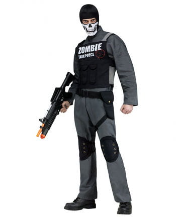 Zombie task force costume