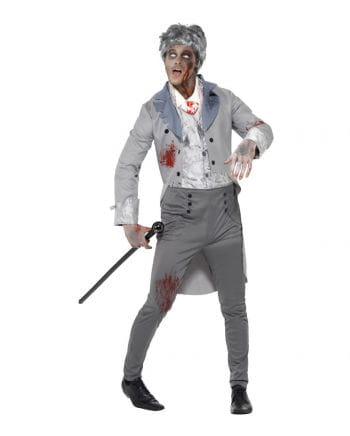 Zombie Count Costume