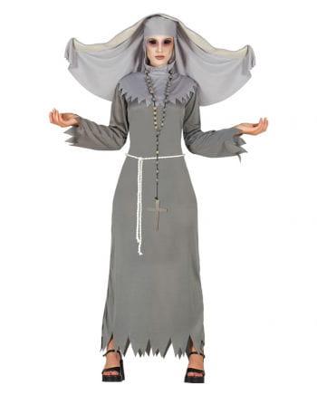 Zombie Klosterschwester Kostüm