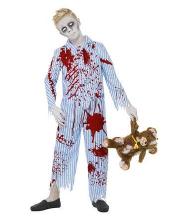 Zombie pajamas for boys
