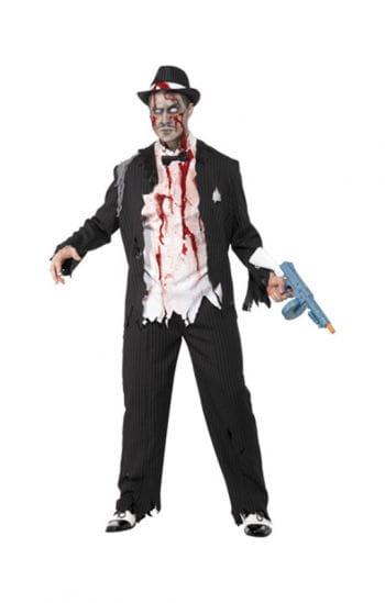 Zombie Mafiosi Kostüm
