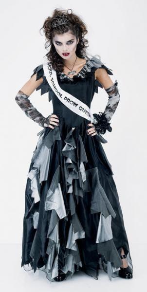 Zombie Prom Queen Kostüm Gr.S