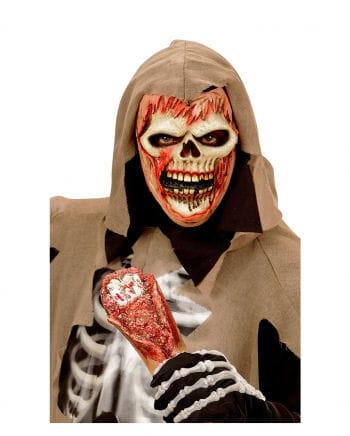Zombie Totenkopf Maske