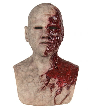 Skinless Zombie Silikon Maske