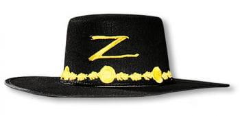 Zorro Hat Adult