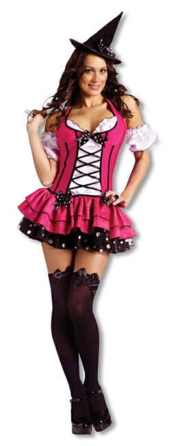 Sugar Sharp witch costume medium